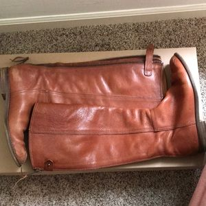 Sidney Riding Boots Madewell